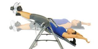tilt table for back pain inversion table exercises for back pain relief days to fitness