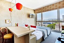 Modern Interior Design Los Angeles Refreshingly Raw Design The Line Hotel In Koreatown Los Angeles