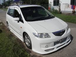 premacy mazda premacy 1 8 2004 auto images and specification