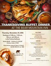 thanksgiving bmithanksgivingbuffet2016 flyeriving buffet dinner
