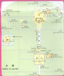 Map Of Beijing China by Tourist Map Of Beijing