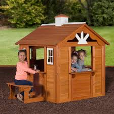 summer cottage playhouse playhouses backyard discovery
