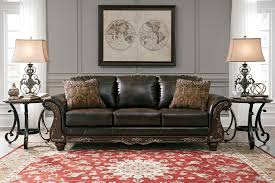 Loveseat Sets Furniture Ashley Loveseat For Simple But Comfortable Furniture
