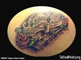 Memorial Tattoos Designs And Ideas Page 19