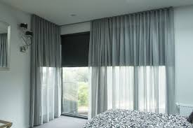 Blackout Venetian Blinds Endearing Curtains Over Blinds And How To Hang Blackout Curtains