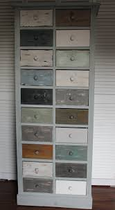 Shabby Chic Lingerie Chest by Vintage Looking Rustic Coastal Shabby Chic Beach Cabinet 20
