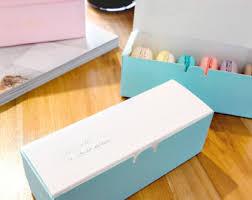 macaron box etsy