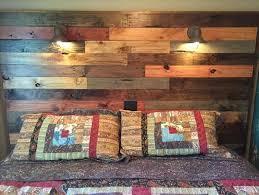 diy headboard with lights diy pallet headboard with lights pallet furniture plans