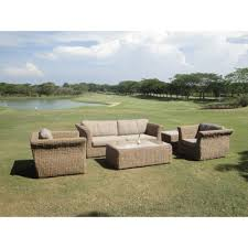Rattan Two Seater Sofa Montana Outdoor Rattan Two Seat Sofa Set Outdoor Commercial