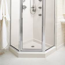 neo angle shower bases american standard