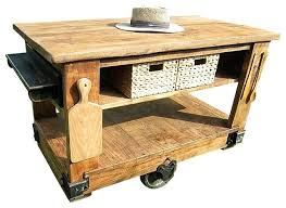 rustic kitchen islands and carts kitchen island and cart rustic kitchen island cart with butcher