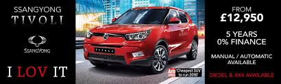 sere ssangyong dealer northern ireland 0 finance available