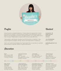 modern resumes 2017 40 creative cv resume designs inspiration 2014 web graphic