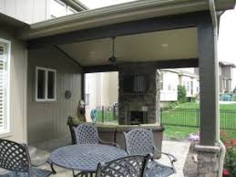 Cost Of Stone Fireplace by Outdoor Fireplace Archadeck Of Kansas City