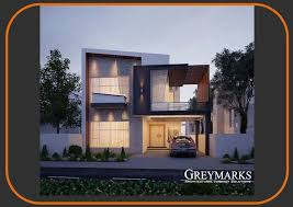 contemporary house design by greymark architects u2013 10 marla house