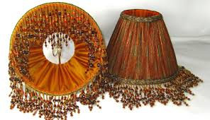 lamps stunning embroidered lamp shades anthropologie stunning