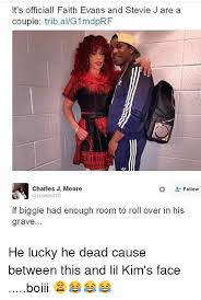 Stevie J Meme - it s official faith evans and stevie j are a couple trib alg1mdprf