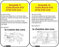 devinette cuisine devinette 2 conte boucle d or et les trois ours pdf