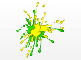 bright paint splash vector art u0026 graphics freevector com