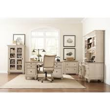 Home Office Furniture Suites White Office Furniture Collections Distressed White 66 Inch