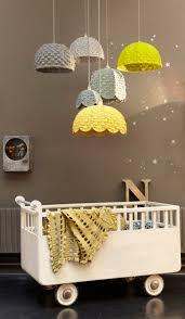 Baby Room Lighting Installation Chez Serendipity Lamp Shades Nursery And Crochet