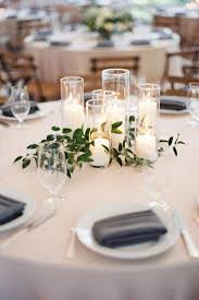 simple centerpieces beautiful centerpieces created with candles southern living