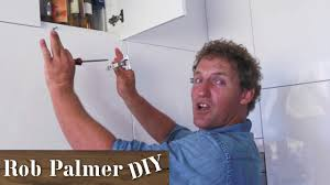 How To Adjust Kitchen Cabinet Hinges How To Adjust Kitchen Cupboard Door Diy Tip Youtube