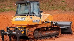 650l crawler dozer case