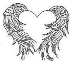 the 25 best heart wings tattoo ideas on pinterest wing tattoos