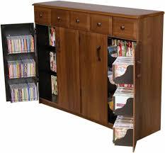 Sliding Door Dvd Cabinet Dvd Storage Cabinet With Glass Doors Fleshroxon Decoration