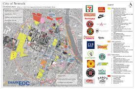 Map Of Newark Nj Newark Open For Business Newark Cedc