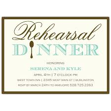 rehersal dinner invitations simple elegance rehearsal dinner invitations paperstyle