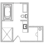 design bathroom layout floor plan options bathroom ideas planning bathroom kohler