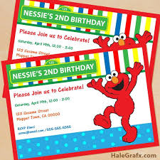 elmo party favors elmo party invitations template best 10 elmo invitations ideas on
