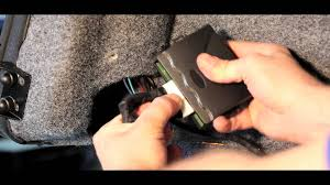 ht tailgate central locking unit replacement youtube