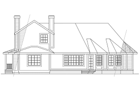View Lot House Plans Country House Plans Freemont 10 006 Associated Designs