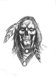 8 best images of native american art drawings native american