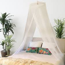 shop amazon com bed canopies drapes boho beach luxury mosquito net bed canopy 3 bonus hanging decorative gifts glamorous classy design with eco friendly bamboo expandable top queen