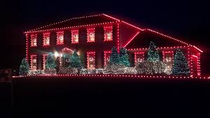 How To Hang Christmas Lights On House by Installing Christmas Lights Safety Armor Roofing