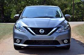 light blue nissan sentra 2017 nissan sentra sr turbo review autoguide com news