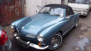 blue volkswagen convertible thesamba com gallery dolphin blue karmann ghia convertible