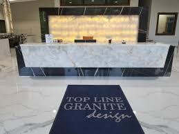 our new location top line granite design inc