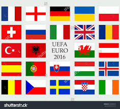 Flag Of All Countries European Championship Clipart Clipground