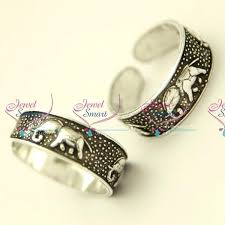 buy rings silver images Silver toe rings popular silver toe ring ornaments for women or jpg