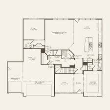 echelon floor plan melrose at the trails of silver glen in south elgin illinois pulte