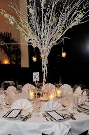 winter wedding branch centerpieces the wedding specialiststhe