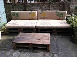 Pallet Patio Furniture Cushions Pallet Patio Furniture Great Cushion Covers Great Pallet Chair