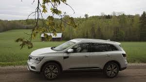 renault koleos 2017 review 2018 renault koleos review appealing car faces stiff competition