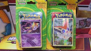 pokemon black target black friday opening two pokemon 3 booster pack target blisters part 1 full