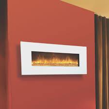 fireplace awesome wall mounted glass fireplace beautiful home